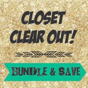 Bundle and save winter items have to go
